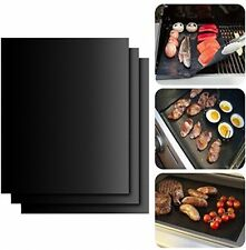 BBQ Grill Mats Grilling Accessories Gas Charcoal Ovens Electric Grill NEW