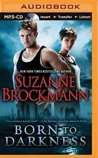 Eternal Youth: Born to Darkness 1 by Suzanne Brockmann (2015, MP3 CD,...