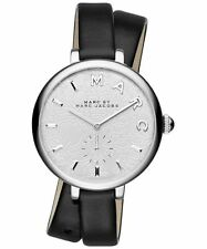 Marc by Marc Jacobs Sally Quartz Double Wrap Leather Strap MJ1419 Womens Watch