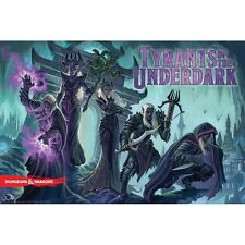Dungeons and Dragons: Tyrants of the Underdark Board Game GF9 74001