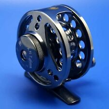Fly Fishing Reel ALS 2/3 2+1 BB CNC Anodized Aluminum Compact 1:1 Trout 60mm