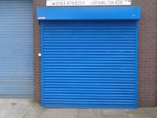 Electric Operation Roller Shutter Doors 1600 x 2200mm