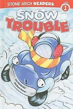 Snow Trouble (Truck Buddies)
