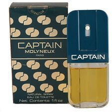 30 ml Molyneux Captain Vintage EdT Eau de Toilette Spray 1. Serie