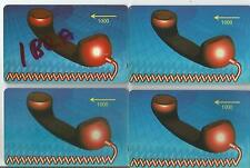 OMAN   RED HANDPHONE -TEST CARDS GPT -YELLOW ARROW -   PHONECARDS  TK
