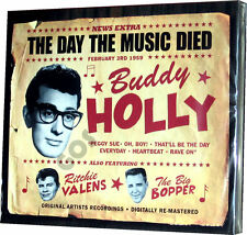Buddy Holly Greatest Hits Day The Music Died - New Sealed