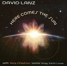 LANZ,DAVID-HERE COMES THE SUN CD NEW