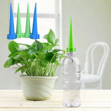 4Pcs Indoor Plant Automatic Drip Irrigation Water System Flower Pot Waterer Tool