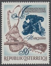 Österreich Austria 1978 ** Mi.1572 Jagd Hunting Gewehr Gun Birkhuhn Bird Vogel