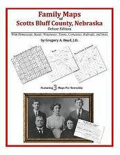 Family Maps of Scotts Bluff County, Nebraska, Deluxe Edition : With...