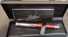 New Laban Cocobola wooden Fountain pen. Full retail package.