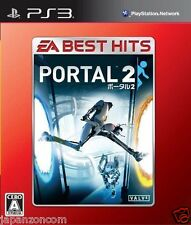 Used PS3 Portal 2 EA SONY PLAYSTATION 3 JAPAN JAPANESE IMPORT
