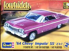 Revell Monogram 1:25 '64 Chevy Impala SS Lowrider Car Model Kit