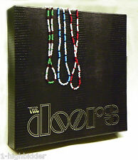 "Set of 3: 21"" Jim Morrison Style Bead Necklace Original Green, Red, & Turquoise"