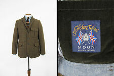 J CREW Yorkshire Tweed Hunting Jacket by Moon Belt Back Wool Sport Coat 40 S