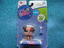 new ORIGINAL LITTLEST PET SHOP 2235 boxer puppy dog  Shipping with Polish