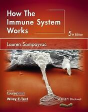 The How It Works: How the Immune System Works by Lauren M. Sompayrac (2015,...