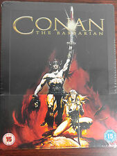 Conan the Barbarian Bluray steelbook UK Exclusive Embossed Limited Edition