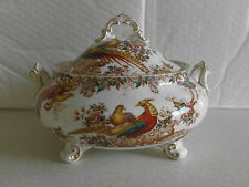 Royal Crown Derby Olde Avesbury 1st Quality Covered Vegetable Tureen Dish