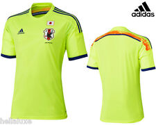 BN~Adidas JAPAN JFA Soccer Football Brazil 2014 WORLD CUP Shirt Jersey~Mens sz M