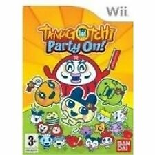 Tamagotchi Party On! (Wii), Very Good Nintendo Wii, Nintendo Wii Video Games