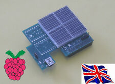 Rs-pi I2c 16x16 Led Matrix Board Para Raspberry Pi