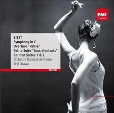 Bizet: Sym in C / Carmen Suites Nos 1 & 2, New Music