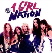 1 Girl Nation - 1 Girl Nation CD NEW [Self Titled]