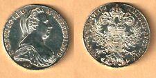 TALLERO Argento Maria Teresa-1780-COLONIA ERITREA-REGNO VITT.EMAN.III- SPL- N.36