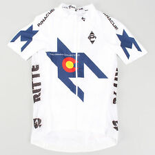 Panache Colorado Collective Short Sleeve Cycling Jersey SMALL Road Mountain
