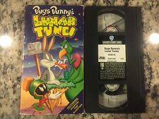 BUGS BUNNY'S LUNAR TUNES RARE VHS! NOT ON DVD! 1991 LOONEY TUNES MARVIN MARTIAN!