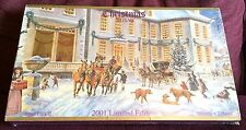 Christmas Ball 2001 Limited Edition 1000 Piece Jigsaw Puzzle NEW SEALED WHSmith