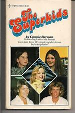 THE SUPERKIDS ~ TEMPO 17050 PBO 1979 CONNIE BERMAN ~ TV TIE-IN ILLUSTRATED PHOTO