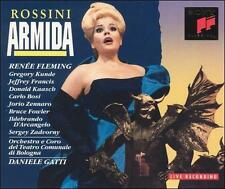 Rossini: Armida - Renee Fleming, Daniele Gatti (3 CDs, 1994, Sony)