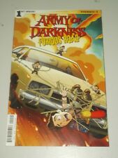 ARMY OF DARKNESS FURIOUS ROAD #1 DYNAMITE COMICS COVER D