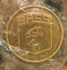 Nos Bass Collector Series The Duel Coin 1.5 Inch
