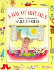 A Day of Rhymes (Red Fox picture books), , Good Condition Book, ISBN 0099751100