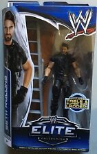 Seth Rollins Wwe Elite Series 25 Moc Mattel New In Box The Shield