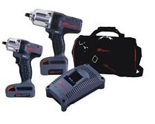Ingersoll Rand #IQV20-201  20V Cordless Lithium-Ion 2-Piece Impact Wrench Combo