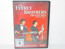 "*****DVD-THE EVERLY BROTHERS""GREATEST HITS-BYE BYE LOVE""-MCP Sound*****"