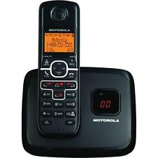 Motorola L701M DECT 6.0 1.9GHz Cordless Phone With Digital Answering Machine