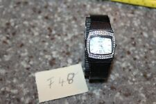 Nice Ladies Black Band Relic ZR33566 Analog Watch F48