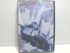 Macross Zero - Complete Series (DVD,anime, Best English subtitles)