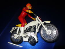 BULTACO ALPINA MOTO TOY, ORIGINAL 70s. Is second hand, it lacks the adhesives, V