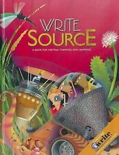 Write Source : A Book for Writing, Thinking, and Learning by James E. Post...