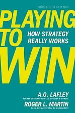 NEW - Playing to Win: How Strategy Really Works