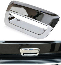 Chrome Rear Door Handle Tailgate Grab Trim Cover for Jeep Grand Cherokee 2014