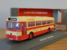 CORGI OOC LONDONDERRY AND LOUGH SWILLY RAILWAY LEYLAND LEOPARD BUS MODEL 97903