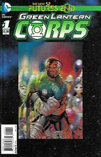 Green Lantern  Corps Futures End #1 (NM)`14 Jensen/ Various  (3D Cover)