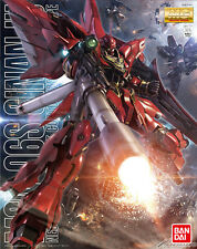 [Bandai] NEW MG 1/100 MSN-06S Sinanju OVA Unicorn Gundam model kit